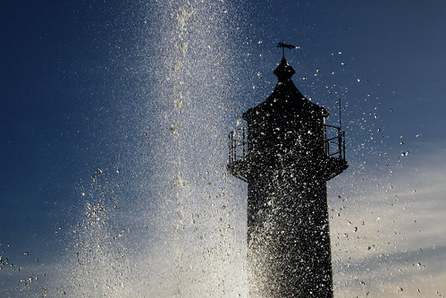 IMG_8884 - Southsea Castle Lighthouse - Southsea - 30.10.17 | by Colin D Lee