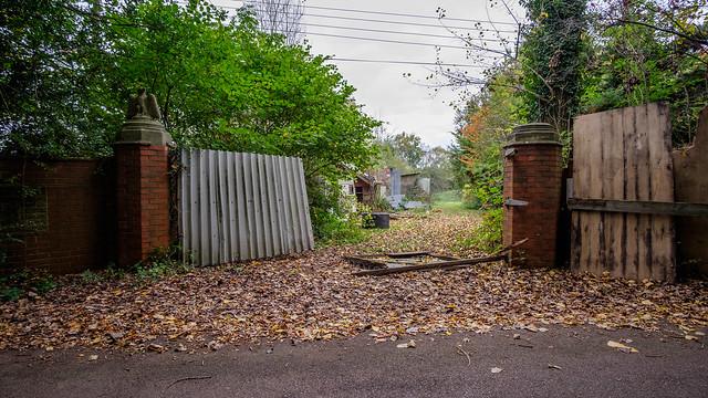 Crawley Down Yard