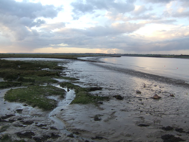 The River Crouch at Wallasea Island