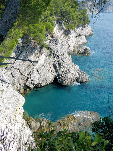 monténégro crnagora nature roche falaises petrovac perazicado paysage côtes mer adriatique