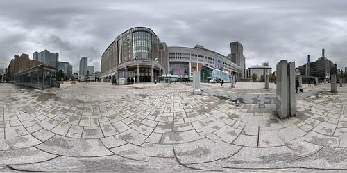 360 Degrees in Sapporo