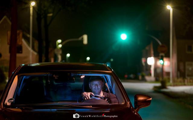 Lonely in the streets / Einsam in den Straßen