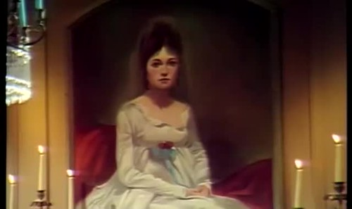 Josette chnging portrait
