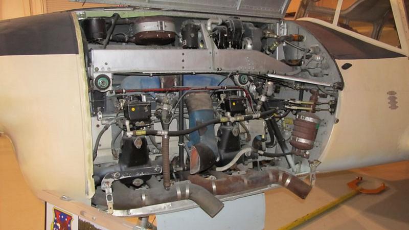 Messerschmitt Me-208 1