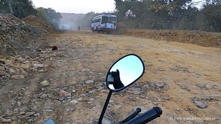 Bad roads in Rajasthan | by wanderingjatin