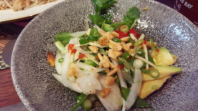 Thai food at Busaba, Southern Terrace, Westfield Shepards Bush, Ariel Way, Shepherd's Bush, London W12 7GA, UK