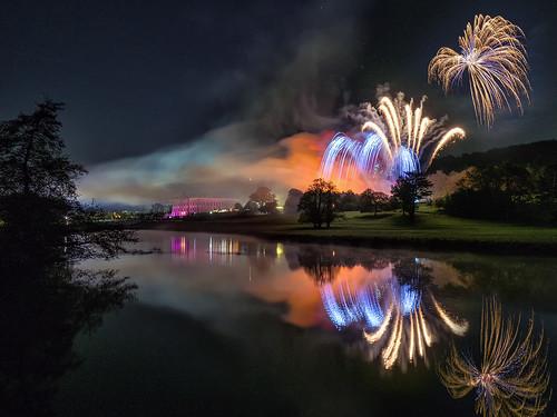 Chatsworth fireworks