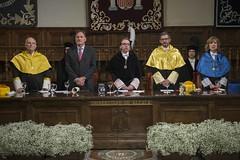 Imagen de la mesa presidencial