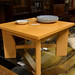Low square lamp table E45