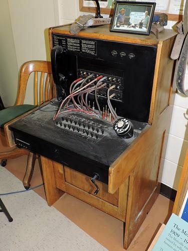 mypics ontario canada telephone operator switchboard museum osgoodetownshipmuseum vernon osgoodetownship ottawa