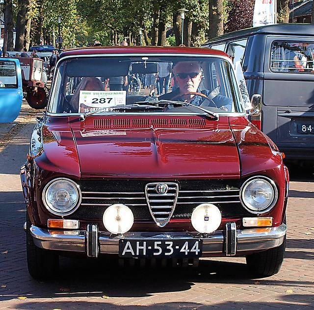 1971 Alfa Romeo Giulia Super 1.3