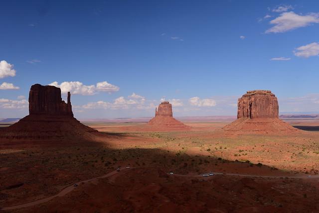 Monument Valley, Arizona, US August 2017 838