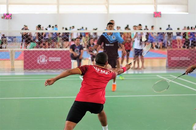 JUBs 2017 - Goiânia - Badminton