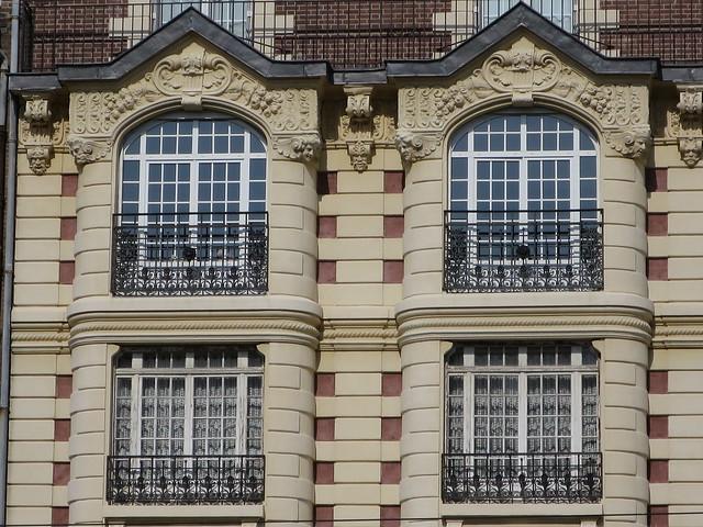 Immeuble Fort Chabrol (1900) - 131 boulevard de Strasbourg, Le Havre (76)