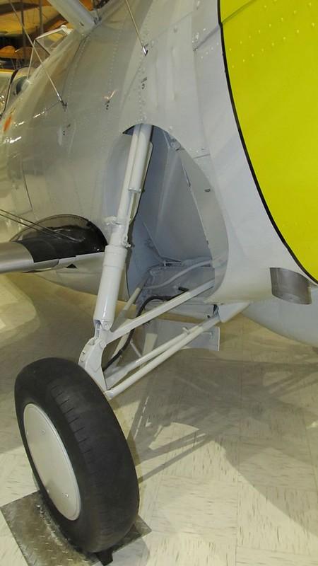 Grumman F3F-3 van 3
