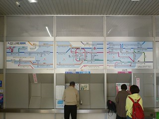 JR Suita Station   by Kzaral