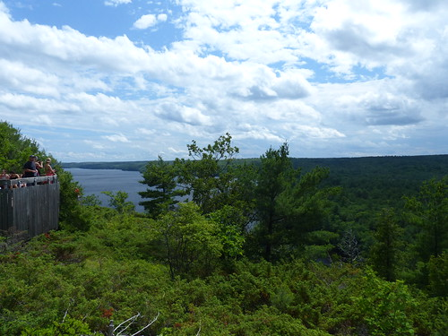 Bon Echo Provincial Park - view from Mazinaw Rock | by Brown Bear Travels