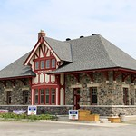 Temagami Railway Station (Temagami, Ontario)