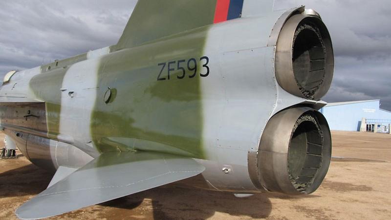 E.E-BAC Lightning F.53 3