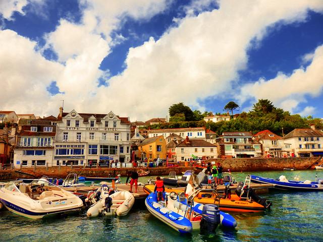 St. Mawes, Cornwall