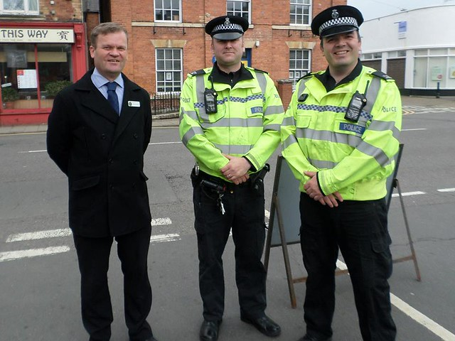 Cllr Martin Brookes Pc Lloyd Pc Apleton Leicestershire Police Freedom of Entry to Oakham to  E (Leicestershire And Derbyshire Yeomanry) Squadron