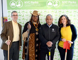 GreenThumb 31st Annual GrowTogether 2015