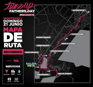 Tune Up Father's Day Monterrey 15K | by RunMX.com