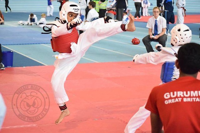 TKD British Open July 2015