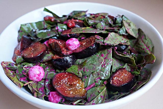 Roasted Fig Salad -edit