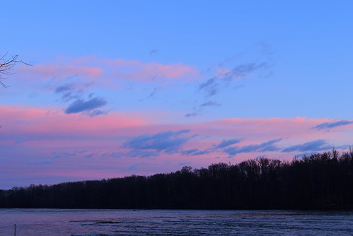 richmond ponypasture jamesriver river dawn virginia landscape nikond5500 sky sunrise clouds