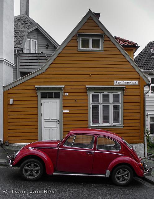 Claus Frimanns gate, Bergen