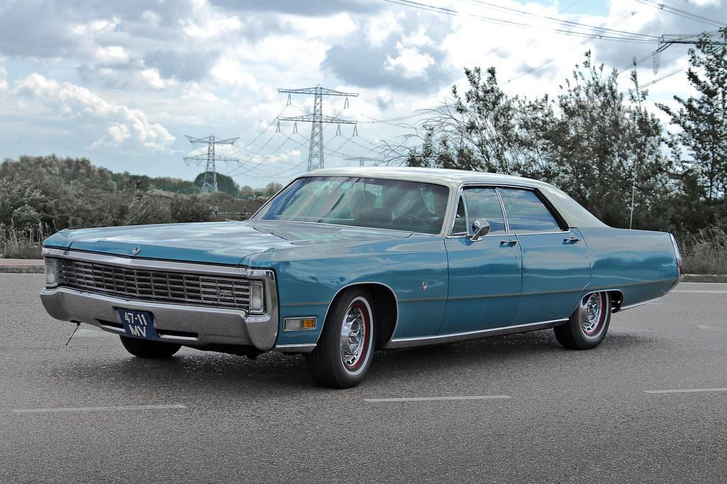 Imperial Crown 4-door Hardtop 1970 (2437)