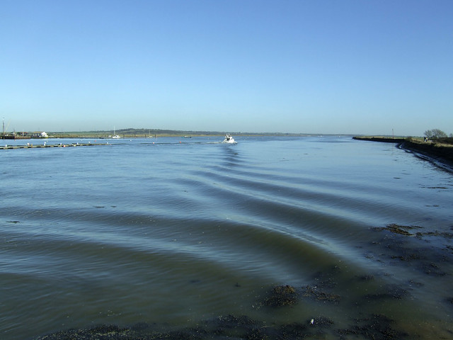 The River Crouch near South Fambridge