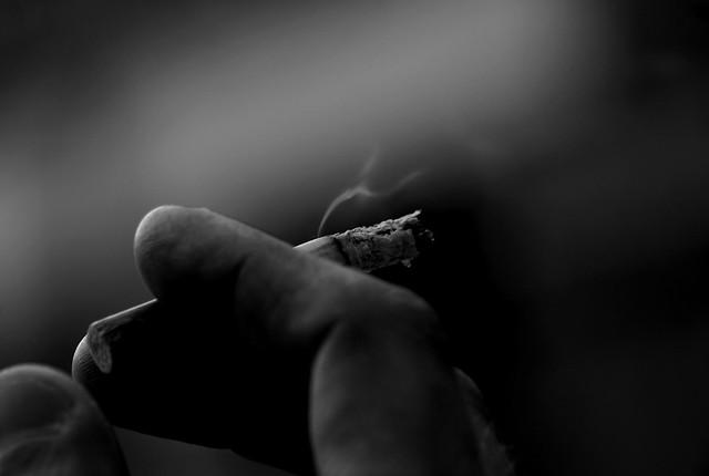 Dernière cigarette