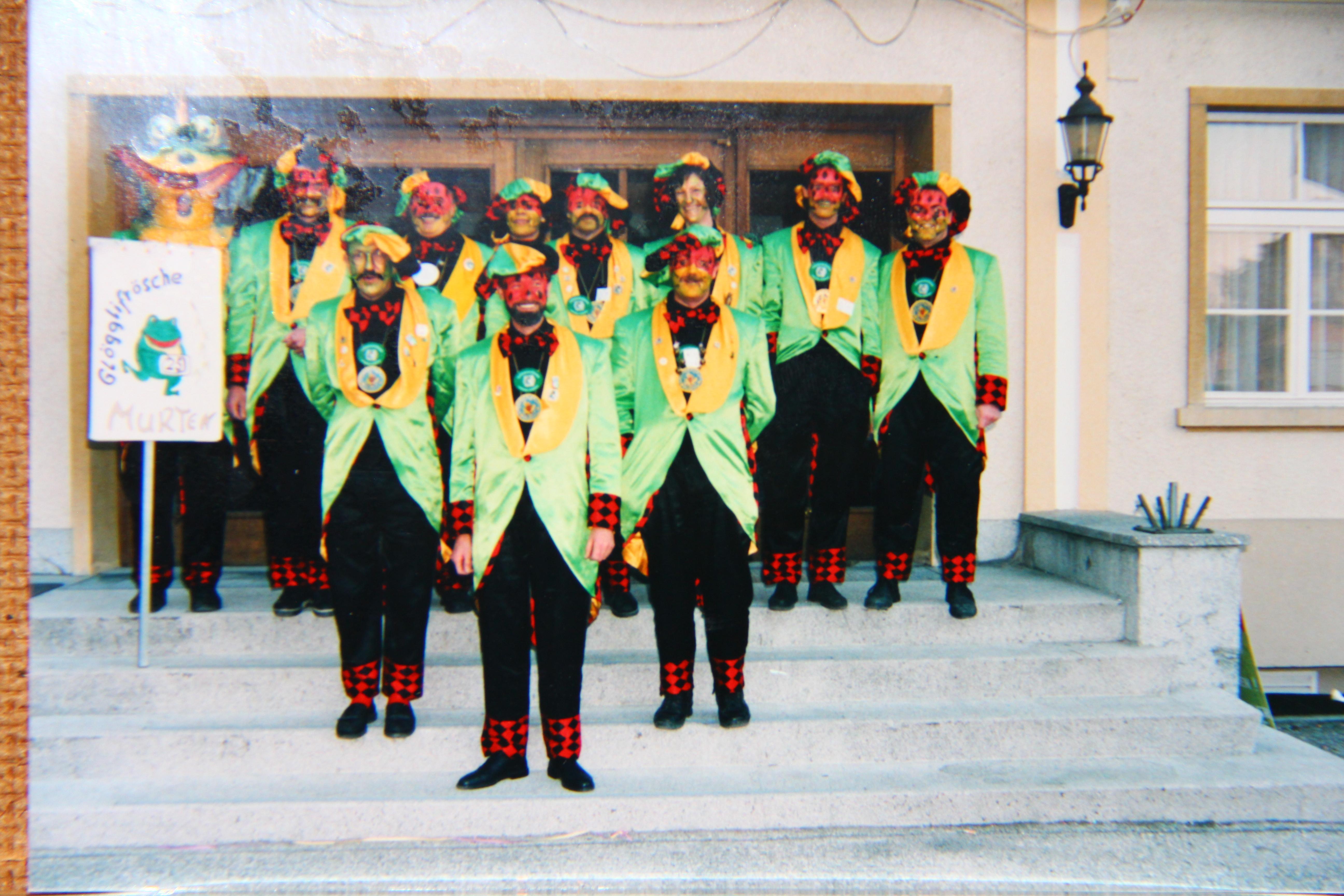 1996 Umzug