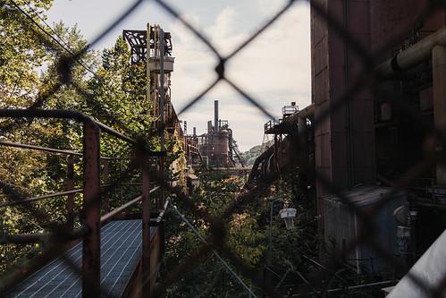weirton weirtonsteel westvirginia unitedstates rustbelt steelmill