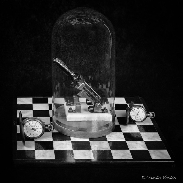 Time Switch (In case of a time related emergency, break the glass)