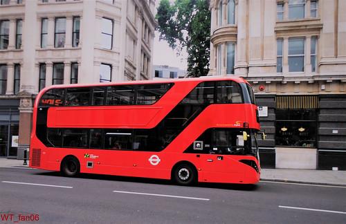 Bus 2535 London | by WT_fan06