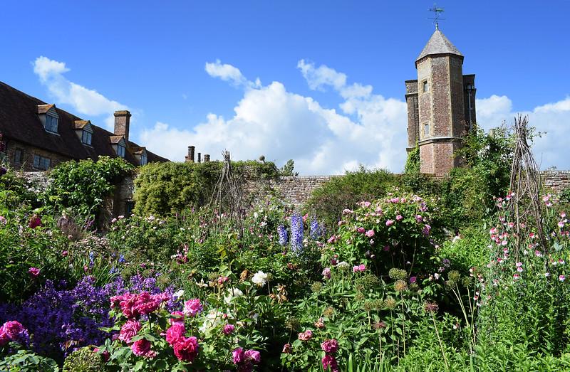 Sissinghurst Castle Gardens - Kent
