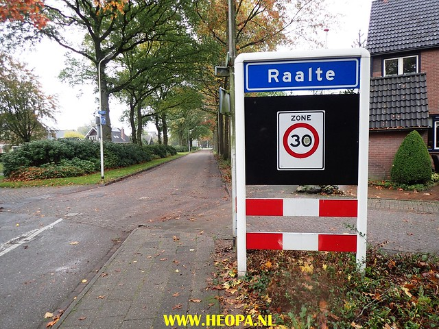 2017-10-24         Raalte 1e dag          31 Km  (124)