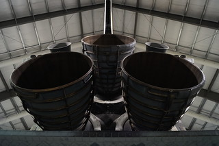 Shuttle main engines