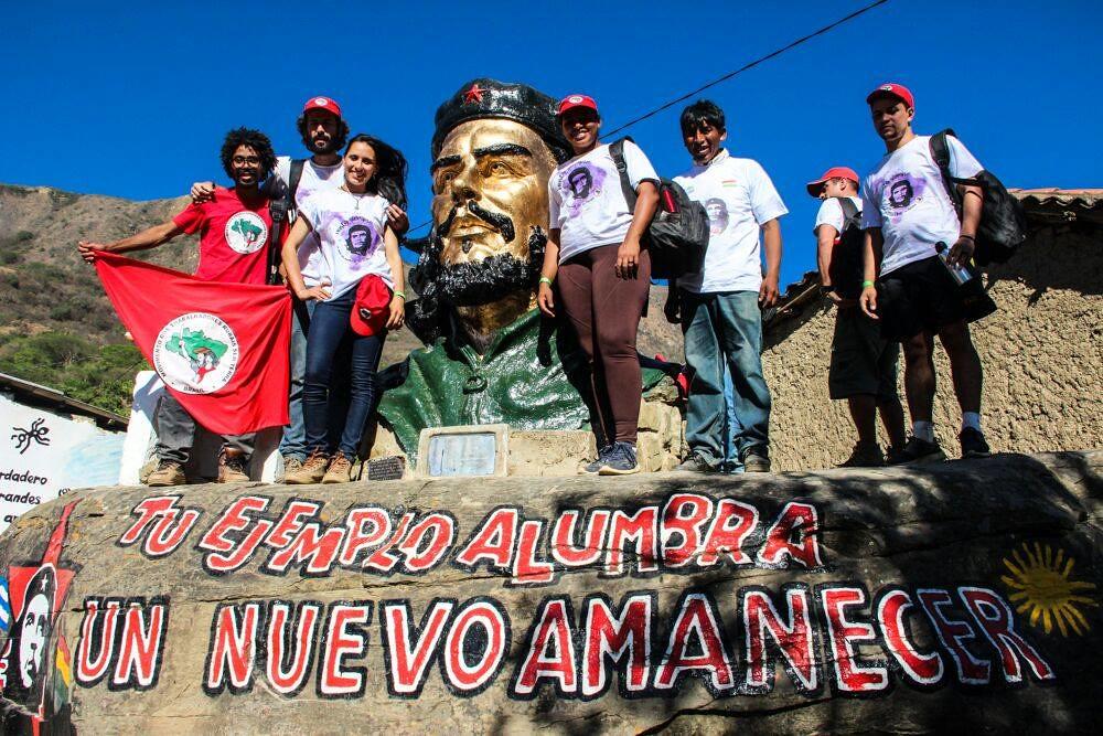 50 anos da morte de Che Guevara.
