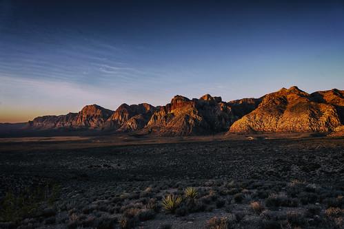 nevada mojavedesert desert redrock sunrise leica sl