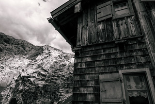 Cabin in the mountains | by knipslog.de