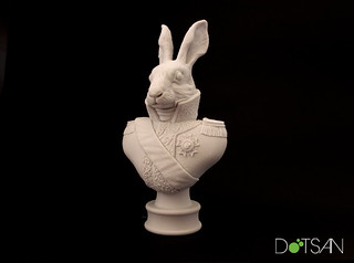 Viscount Hare 3D Printed Bust