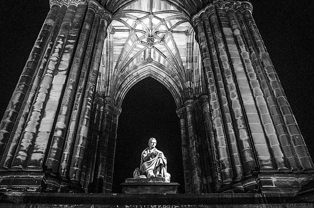 Sir Walter Scott In The Spotlight