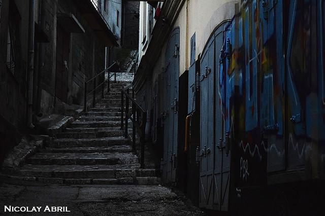 Alleys of Sarajevo (Na varoši)