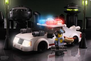 Space Cop | by Yatkuu
