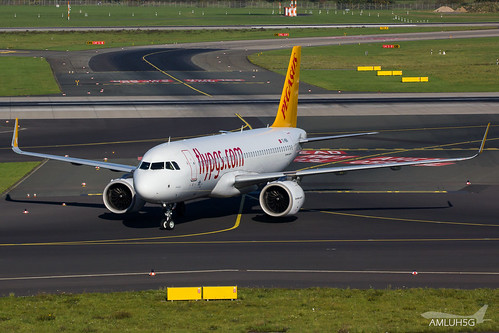 Pegasus Airlines - A20N - TC-NBA (1) | by amluhfivegolf
