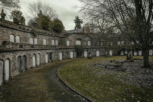 catacombs warstonecemetery jewelleryquarter birmingham